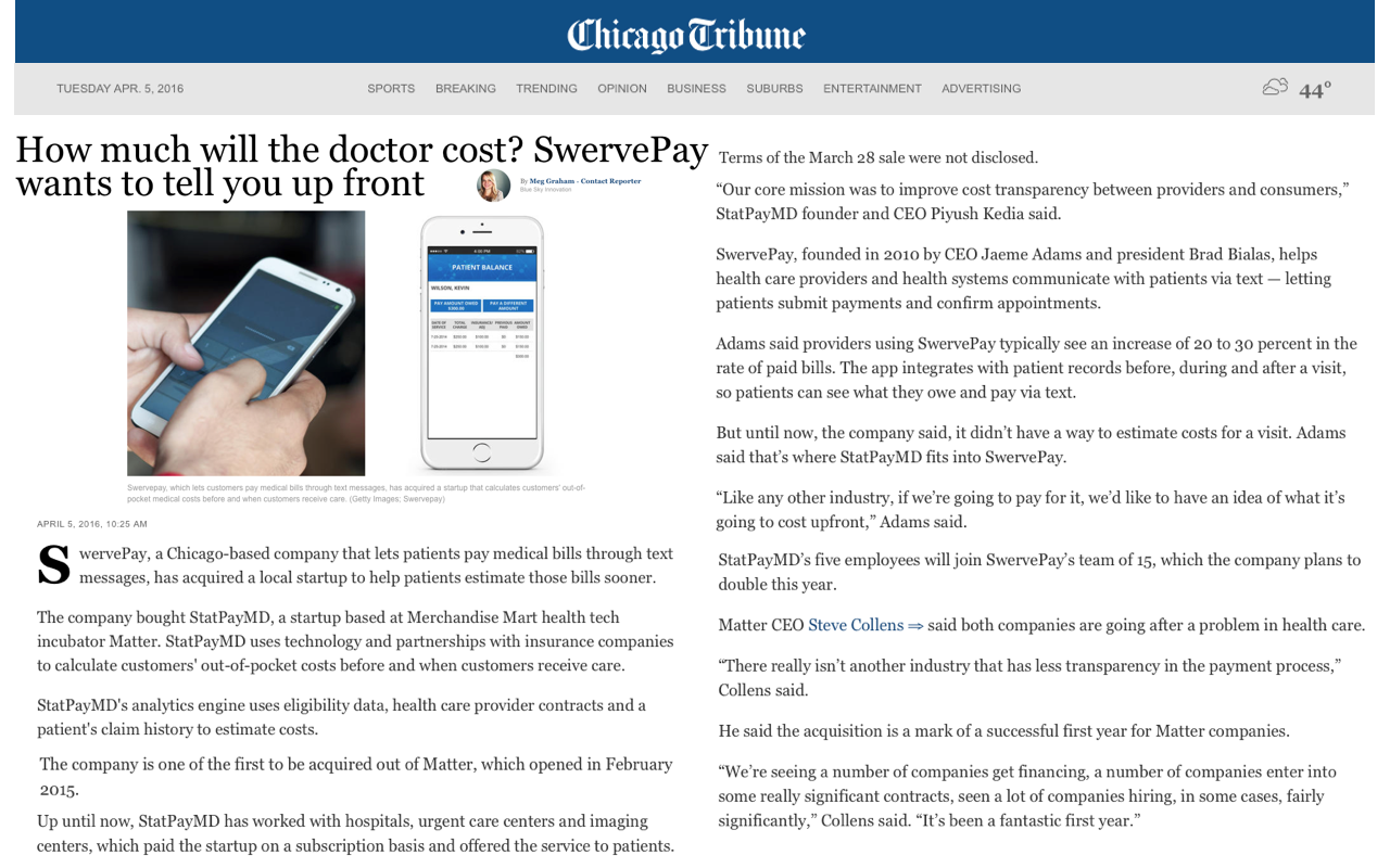 SwervePay_ChicagoTribune_April2016_